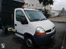 Renault Master 2.5 DCI 150 utilitaire benne standard occasion