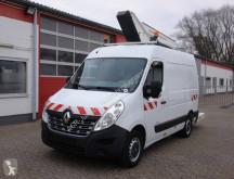 Utilitaire nacelle articulée télescopique Renault Master 125 DCI