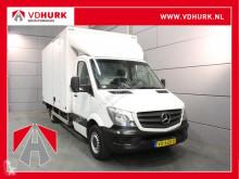 Mercedes large volume box van Sprinter 313 Bakwagen Laadklep/Zijdeur/Topspoiler/Ca