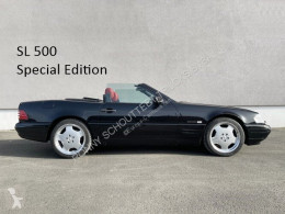Mercedes SL 500 SPECIAL EDITION 500 SPECIAL EDITION voiture berline occasion