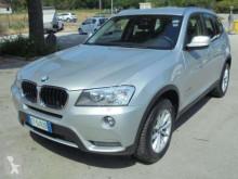 Voiture 4X4 / SUV BMW X3