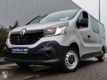 Renault Trafic 1.6 DCI dubbele cabine, lang fourgon utilitaire occasion