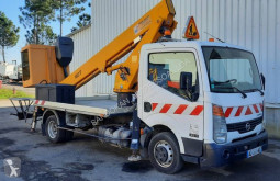Nissan Cabstar 35.11 used articulated platform commercial vehicle
