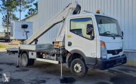 Nissan articulated platform commercial vehicle Cabstar
