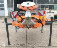 Multicar Gmeiner Salzstreuer neuwertig Bucher Husky 1300W karrosseri brugt