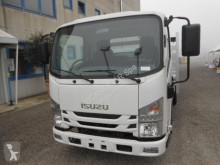 Isuzu used dropside flatbed van