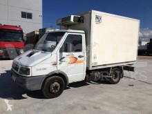 Utilitaire frigo caisse positive Iveco Daily 35.8