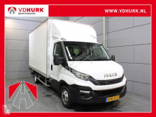 Skåpbil stor volym Iveco Daily 35C16V 157 pk Aut. Bakwagen Laadklep 425x207x230/Dubbel Lucht/Topspoiler/Climate/Cruis 425x207x230