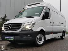 Mercedes Sprinter 319 cdi frigo maxi 2x sc nyttobil med kyl begagnad