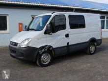 Iveco Daily Daily 35S13 5-Sitzer Doppelkabine AHK Klima fourgon utilitaire occasion