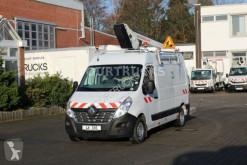 Utilitaire nacelle Renault Master EURO 6 Bühne Klubb ETL26 11m/Klima/Navi