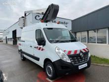 Utilitaire nacelle télescopique Renault Master 170 DCI