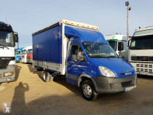 Iveco curtainside van Daily 50C15