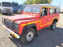 Land Rover Defender 4X4 used fireman van