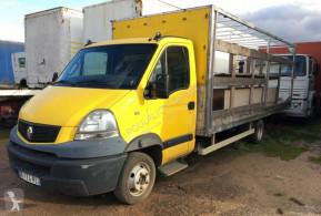 Veículo utilitário comercial estrado caixa aberta Renault Mascott 160 DXI