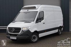 Mercedes Sprinter L2 H2 314 MBUX Koelwagen Vrieswagen Camera nyttobil med kyl begagnad