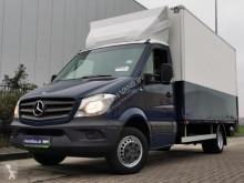 Mercedes Sprinter 516 cdi laadklep dostawcza skrzynia o dużej pojemności używany