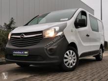 Fourgon utilitaire Opel Vivaro 1.6 cdti dubbele cabine,