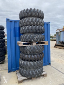 Wheel / Tire 10.00-20 Atlas grijs
