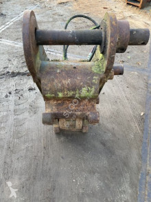 Hill Tefra Geith Tighe snelwissel Quick coupler Schnellwechsel used hitch and couplers