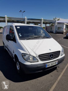 Mercedes positive trailer body refrigerated van Vito 109 CDI