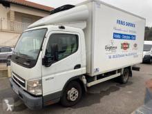 Mitsubishi Fuso Canter 3C13 used negative trailer body refrigerated van