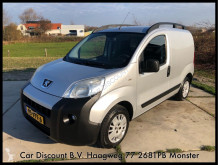Peugeot Bipper 1.4 HDi automaat 244.200km nap airco, schuifdeur, trekhaak. fourgon utilitaire occasion