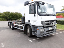 Véhicule utilitaire Mercedes Actros 2541 NLG EURO 5 6X2 POLYBENNE DALBY occasion