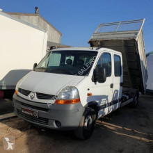 Utilitaire benne Renault Master 2.5 DCI 120