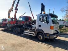 Vrachtwagen Nissan Atleon DEPANNEUR / AFSCHUIFPLATEAU / ABSCHLEPPER / PORTA COCHE tweedehands autotransporter