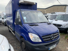Mercedes positive trailer body refrigerated van Sprinter 313 CDI 43S