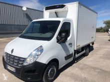 Renault negative trailer body refrigerated van Master Traction 150.35