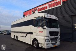 MAN TGX 26.540 camping-car occasion