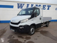 Iveco Daily 35S11 utilitaire plateau ridelles occasion