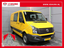 Nyttofordon Volkswagen Crafter 2.0 TDI L2H1 DC Dubbel Cabine 7 P/2.8t Trekverm./Cruise/Airco