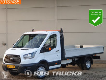Ford Transit 2.0 TDCI 130PK Open laadbak Dubbellucht Airco Euro6 A/C utilitaire plateau occasion