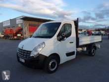 Renault Master 125 DCI utilitaire benne standard occasion