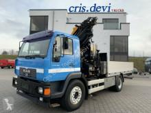 Camión MAN LE LE 18.280 4x2 PM 16,5 S LC mit Kipperstempel caja abierta teleros usado