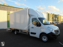Veicolo commerciale cassonato grande volume Renault Master Traction 135.35