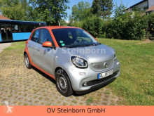Smart forfour Basis Smart Garantie bis 2022 8 fach ber voiture citadine occasion