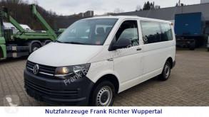 Furgoneta Volkswagen T6 Transporter Kombi EcoProfi,9 Sitze,Klima,TOP combi usada