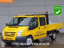 Utilitaire plateau Ford Transit 2.4 TDCI Open Laadbak Airco Trekhaak Dubbel Cabine A/C Double cabin Towbar