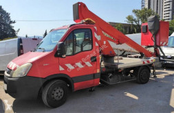 Iveco Daily 35S11 utilitaire nacelle télescopique occasion