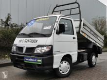 Camioneta Piaggio Porter kipper elektrisch