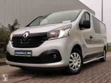 Renault cargo van Trafic 1.6 DCI lang dc dubbelcabine