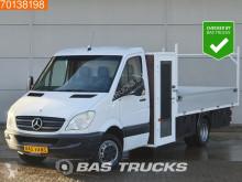 Comercial estrado caixa aberta Mercedes Sprinter 511 CDI Dubbellucht Open laadbak Pritsche 3m3