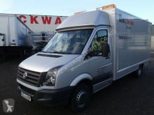 Volkswagen Crafter Koffer lang L3 Werkstattwagen nyttofordon begagnad