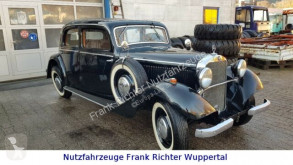 Voiture cabriolet Mercedes W21/200 Vorkriegsmodell Deutscher Brief von 1937