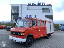 Ambulance Mercedes 811 D 4x2 Ziegler Feuerwehr wagen Pumpe