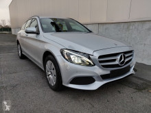Mercedes Classe C 200 D Avantgarde *bi-xenon*zetelverwarming*navi zetels voiture break occasion